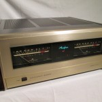 Accuphase P-500 stereo power amplifier