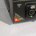 KRELL KBX electronic crossover for JBL K2-S9500