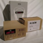 AIRBOW SR-SC21 + SRM-253 head-phone system
