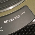 DENON DP-5000F phono mortor