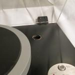 MICRO DD-8z record player (tone-arm less))