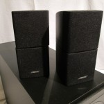 BOSE AM-5Ⅲ 2ch+1 speaker systems