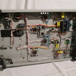 SHINDO Lab model E3400 (modefied) tube stereo power amplifier