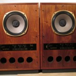 TANNOY Super Red Monitor 2way coaxial speaker systems (pair)