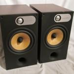 B&W 685(MW) 2way speaker systems (pair)