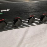 monster cable Speaker Selector 4way