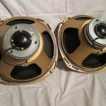 TANNOY 3809 15inch dual concentric transducers (pair)