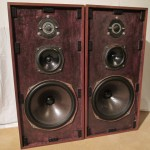 Celestion Ditton 44 3way speaker systems (pair)