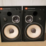 JBL 4312A(BK) 3way speaker systems (pair)