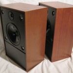KEF model 103 2way speaker systems (pair)