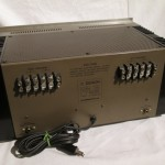 DENON POA-1003 stereo power amplifier