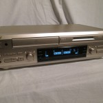 SONY MXD-D2 CD player / MD recorder