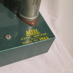ALTEC A340A tube monaural power amplifiers (pair)