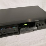 SONY TC-K710S audio tape recorder