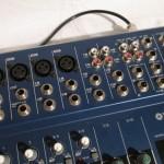 YAMAHA MG10/2 10ch analog mixier