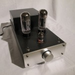 EK JAPAN TU-879 tube stereo power amplifier