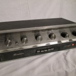CROWN IC150 stereo preamplifier