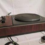 SONY TTS-3000 + PUA-286 analog disc player