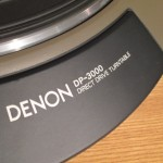 DENON DP-3500 + FR 54 analog disc player