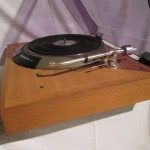 DENON DP-3500 + FR 54 analog disc player
