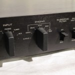 YAMAHA C-2a stereo preamplifier