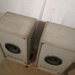 Goodmans TwinAxiom 8 full-range speaker systems (pair)