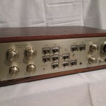 LUXMAN C-5000A stereo preamplifier