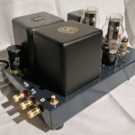 hand-made 2A3pp monaural power amplifiers (pair)