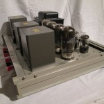 Akagi MUSE 1 Memory tube stereo power amplifier