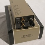 DENON AU-300LC MC step-up transformer