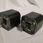 LUXMAN CQ6B-8 output transformers (pair)