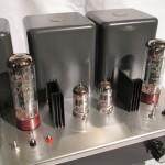 KT Electronics HK-24 tube power amplifier