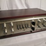 LUXMAN CL-35Ⅱ tube stereo preamplifier