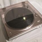 DENON DP-29F full-auto analog disc player