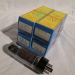 JJ E34L pentode power tubes 4pcs