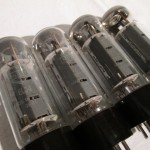 Mullard EL34(re-issue) pentode power tubes 4pcs