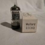 Mullard ECC83 hi-mu twin triode (1pc)