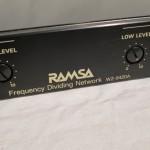 RAMSA WZ-9420 2way frequency deviding network