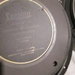 ALTEC 515-8G 15inch LF transducer