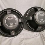 ALTEC 416-8C 15inch LF transducers (pair)