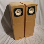 Fostex FE126En + BK126En full-range speaker systems (pair)