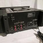 Technics SE-9600 stereo power amplifier