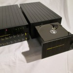 MERIDIAN 207 CD player + preamplifier