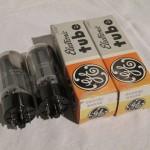 GE 5U4GB/5AS4A full-wave hi-vacuum rectifier