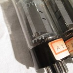 Dynaco(Mullard) 6CA7/EL34 power pentode tubes (4pcs)