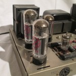 Dynaco stereo70 tube stereo power amplifier