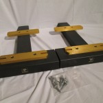 SOUND ANCHORS SA803/803NSD speaker stands (pair)