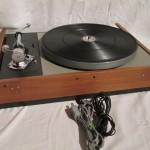 Thorens TD-125mkⅡ + SME 3009 S2 imp. analog disc player