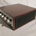 VICTOR MCP-200 stereo preamplifier