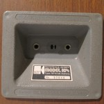 KEF model104 2way +1passive speaker systems (pair)